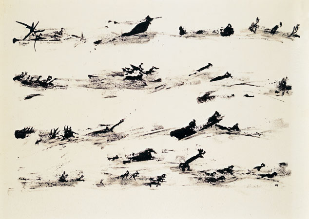 Henri Michaux galerie